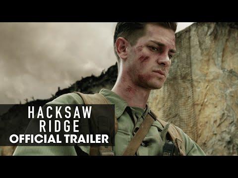 Hacksaw Ridge trailers