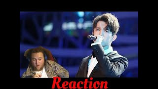 Dimash Kudaibergen - Sinful Passion (first Time) Reaction