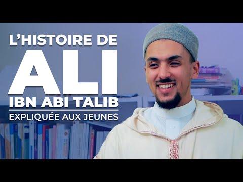 L'histoire de Ali ibn Abi Talib expliquée aux jeunes
