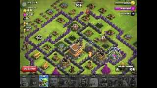 *Clash of Clans* - Th 8 Noah's Ark