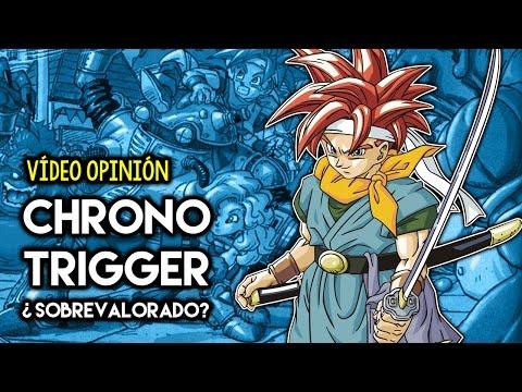 Vídeo-Opinión   Chrono Trigger, uno de los juegos más sobrevalorados de la historia [BROMA 28/12]