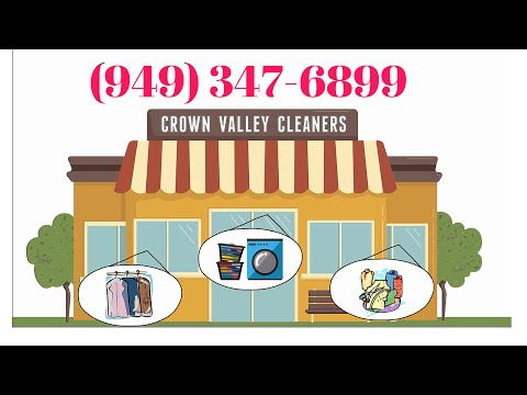 Dry Cleaners Ladera Ranch CA
