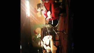 10/21 福生 Chicken Shack 津軽三味線ユニットShion<糸音>のライブにて。