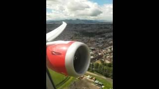 Avianca 787 Bogota a Madrid
