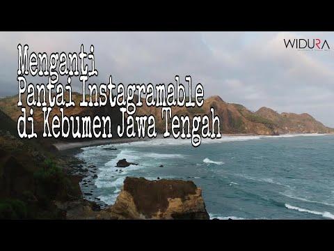 Pantai Menganti - Tujuan Wisata Alam Di Kebumen Yang Instagramable