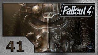 Fallout 4. Прохождение 41 . Станция Мерсер и Джекпот.