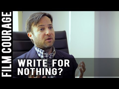 Would You Write For The Rest Of Your Life If You Got Nothing In Return? by Danny Strong