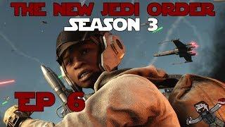 Star Wars Empire at War - The New jedi Order 0.7 (New Republic) Ep 6