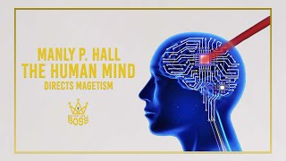 """Manly Hall - Using Human Will to """"Mutate"""" the Magnetic Current - """"Mind can direct magnetism"""""""