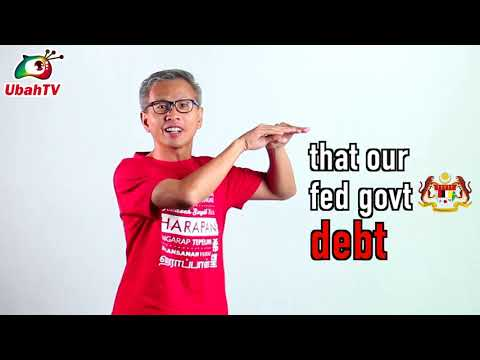 #BinaHarapan: Save Malaysia from bleeding debts!