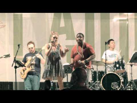 The Urban Renewal Project – Make Like You Mean It Live at Southwest Cajun Fest
