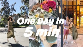 One Day in 5 Minute|五分钟过一天