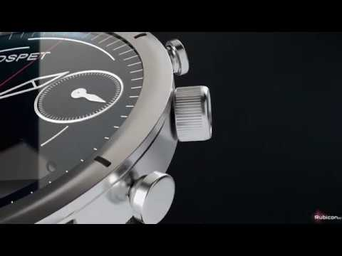 3D product animation watch