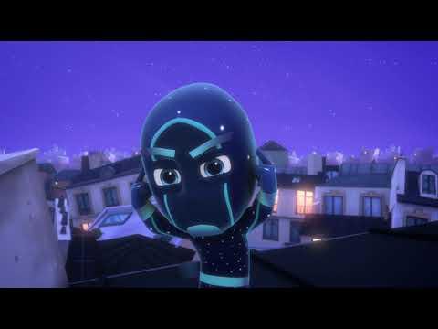 Герои в масках - Команда Ночного Ниндзя - Серия 13 | Мультфильм Disney