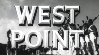 "Promo Bumper for ""West Point"" 1950s TV Show"