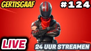 [GIG CLAN] DE 24 UUR STREAM! 'DONNER! [SPECIAL] #124 Livestream Fortnite Battle Royale
