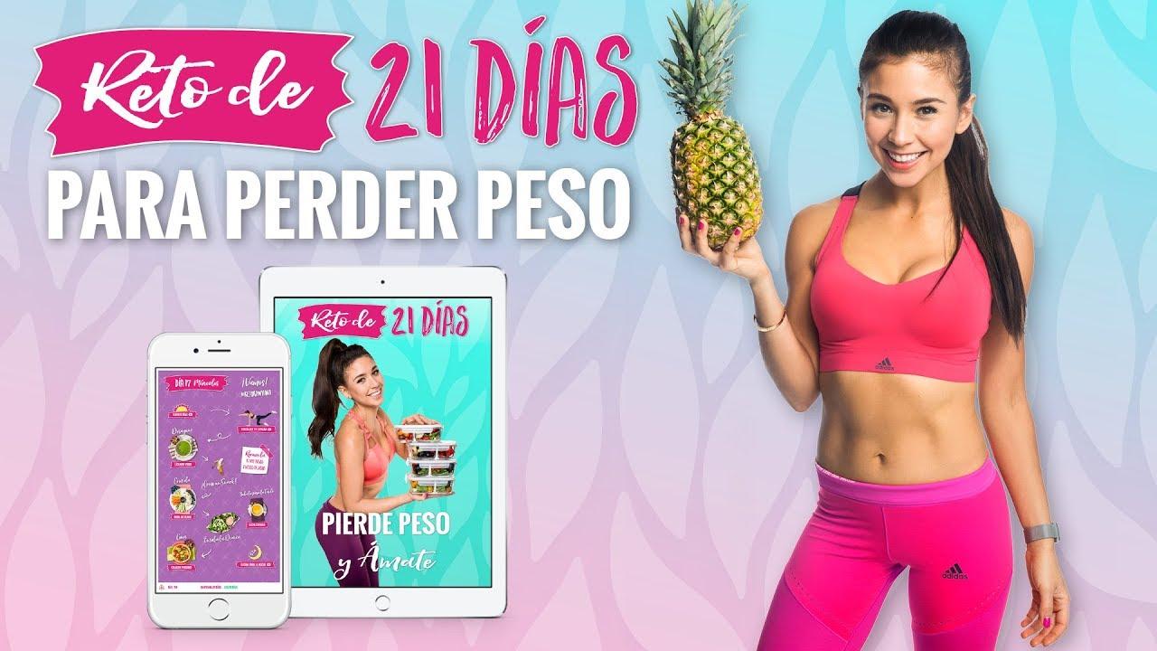 dieta para perder desazón en 21 dias gratis