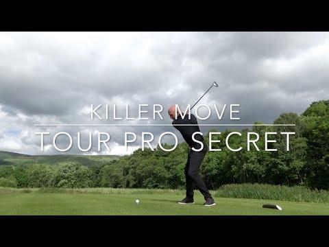 Straight golf shots   killer move   golf pros secret