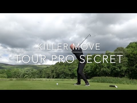 Straight golf shots   killer move   golf pros secret