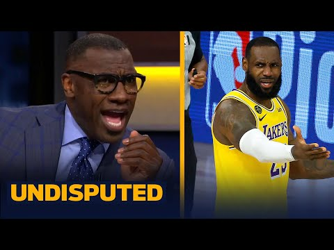 Skip & Shannon on Lakers' losing streak and Clippers' upset loss to Nets | NBA | UNDISPUTED