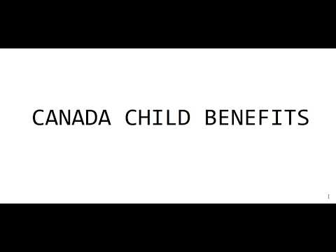 Canada Child Benefits Full Information Including Calculation And Eligibility