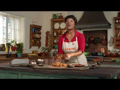 Popeyes Commercial 2017  USA
