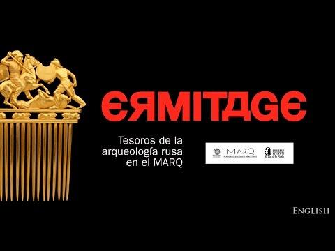 Ermitage. Treasures of Russian Arqueology