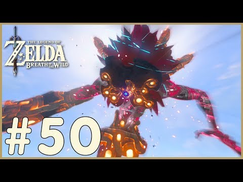 Zelda: Breath Of The Wild - Windblight Ganon (50)