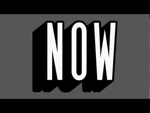 """Matt and Kim - """"Now"""" (Official Lyric Video)"""
