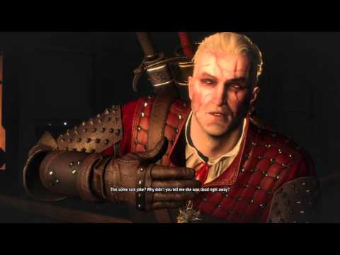 The Witcher 3 Hearts of Stone Walkthrough part 22
