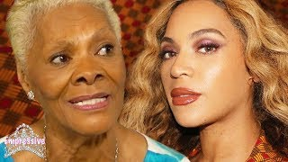 Dionne Warwick says Beyonce is NOT an icon!   Is she right or wrong?