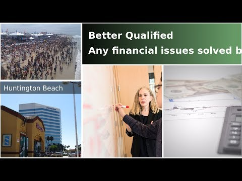 Huntington Beach California/Credit Services/Consumer Credit/BQ and My Realty Resource Center