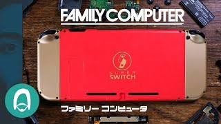 FAMICOM Themed Nintendo Switch - Cheap but NOT EASY
