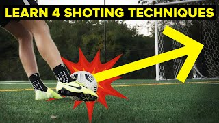 4 ESSENTIAL SHOOTING TECHΝIQUES EXPLAINED