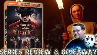ARE YOU AFRAID OF THE DARK (2019) - Series Review & Giveaway