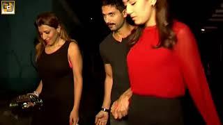 Shahid Kapoor CAUGHT DRUNK on Camera | Wife Mira Rajput Holds Him