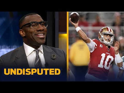 Shannon Sharpe on why he likes the Niners over Green Bay in the NFC Championship | NFL | UNDISPUTED