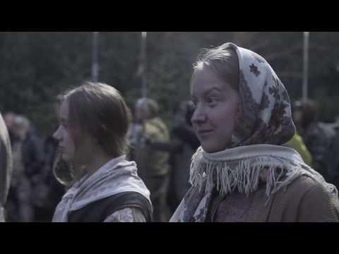 Съемки фильма Угрюм-река, д. Каменка