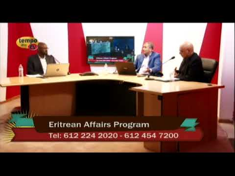 Tempo Afric TV - Eritrea - Heaven of Political Stability in