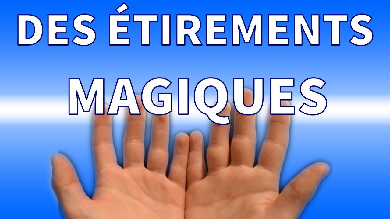 tour de magie facile avec ses mains