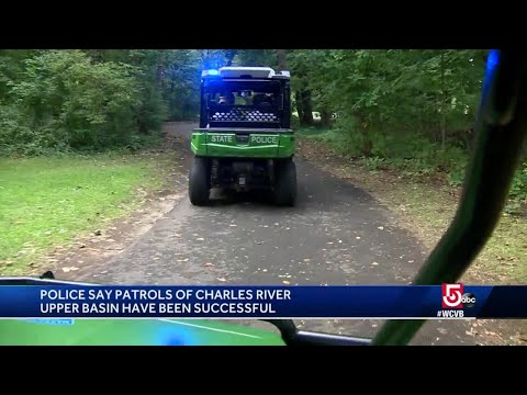 Massachusetts State Police, Towns Analyze Results Of Charles River Patrols