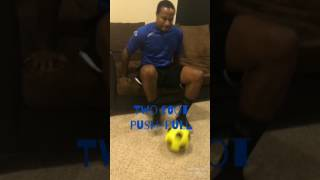 Get Sharp Soccer - Drills you can do sitting watching TV - Series Two