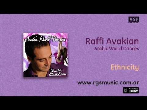 Raffi Avakian - Ethnicity
