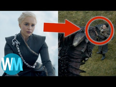 Top 3 Things You Missed in Season 7 Episode 5 of Game of Thrones - Watch the Thrones