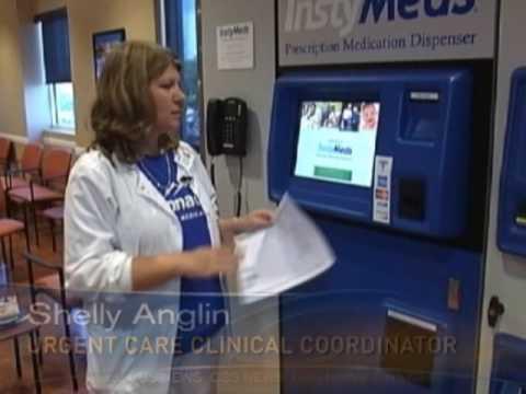Prescription Vending Machine
