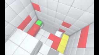 Q.U.B.E. Game Play Trailer