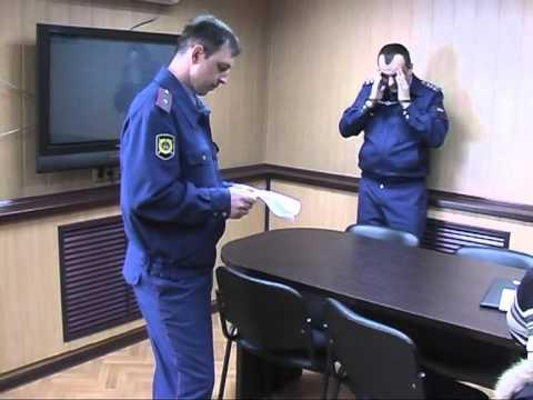 Задержание Олега Кирпы.