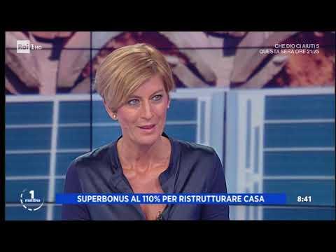 Riccardo Fraccaro ospite a Unomattina Rai1 il 18/06/20