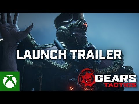 Gears Tactics уже доступна для предзагрузки на Xbox One