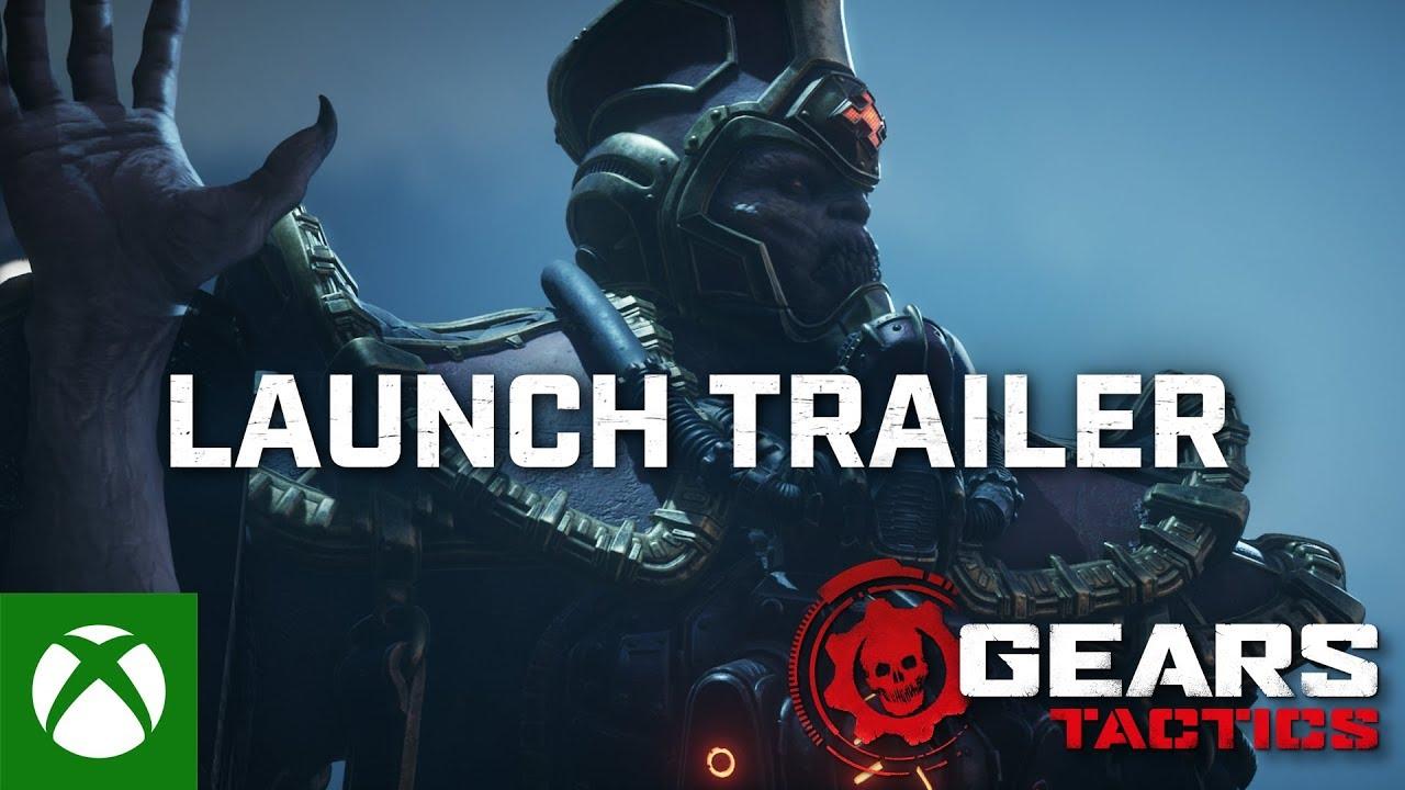 Gears Tactics - Launch Trailer